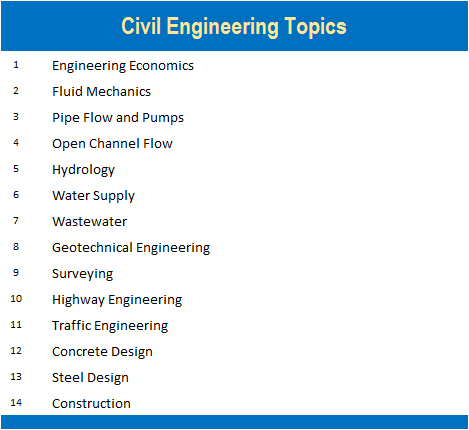 PE (Civil) - The Official Website of CHAYA Engineering