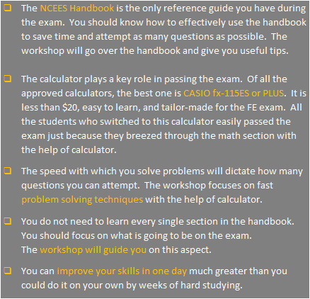 Workshops - The Official Website of CHAYA Engineering